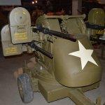 American Quad Anti-aircraft Gun