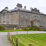 Front of Westport House, Co. Mayo