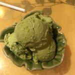 Geen Tea icecream