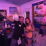 Best bartenders on the beach!!