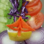 Sliced Mix Salads