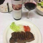 Steak with flavour