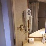secador y articulos de tocador