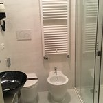 Immaculate - and that shower is AMAZING! Vanity kit was great too!
