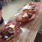 Brisket, ribs, sausage, oh my!