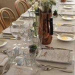 Table layout - Stella
