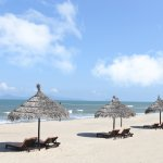 le belhamy's private beach