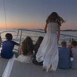 Memorable sunset cruise