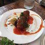 Bulgarian meatball (forgot the name)