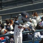 Doosan Bears mascot