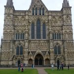 Just magnificent, I loved walking around the Cathedral as it is in an amazing area in Salisbury.
