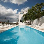 Hotel Sv Mihovil Trilj - outside pool