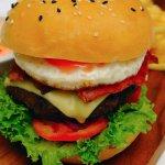A-One Burger