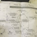 A nice planner/map they provide