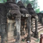 Foto de Terrace of the Elephants