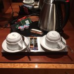 "Instant coffee in a so-called ""5 star"" hotel. Inexcusable."