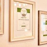 Zertifikat für Exzellenz 2014+2015