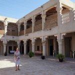 Photo of Sheikh Saeed al-Maktoum's House
