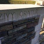 Zivy Crater