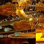 Lighting at Wicked Spoon