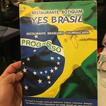 Photo of YES BRASIL