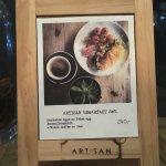 Artisan Cafe Foto
