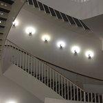 MCA staircase