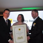 AA Guest Accomodation of the year 2017