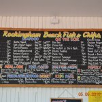 Price List & menu