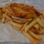 Yummy fish & chips