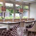 Restaurant and stylish Garden a mile from Blakeney