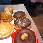 Don't need to say anything here pictures says everything. Macgregor do Krispy Kreme
