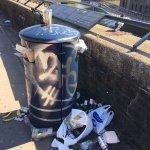 Bristol should be ashamed of the litter in Castle Park