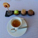 Café et migniardises
