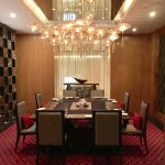 Inside View of Private Dining Room Thai Restaurant.........1