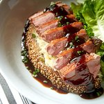 Commonwealth Farms Duck Tartine