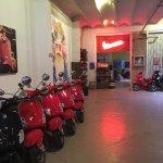 Photo of Via Vespa Rent a scooter
