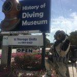 Foto di History of Diving Museum
