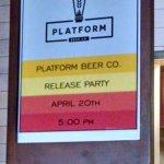 New beer release!