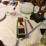 Churros dessert