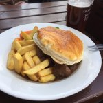 Perfect pie and a pint