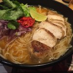 Chilli chicken ramen