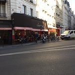A view of the neighborhood & Rue Monsieur le Prince