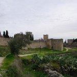 Las murallas de la fabulosa ciudad de Cáceres