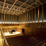 Hall One is modern, comfortable, wonderful acustically & atmospheric