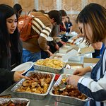 Borderless World Volunteer's International Food Festival