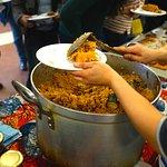 Vegetarian rice dish!