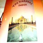 ภาพถ่ายของ Taj Mahal