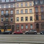 Ansicht Apartment Haus