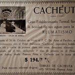 Zdjęcie Hotel & Spa Termas Cacheuta